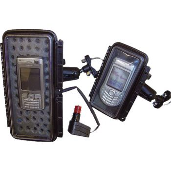 Heated Mobile Phone / Gps Holder