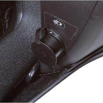 Power Outlet for Heated Visor
