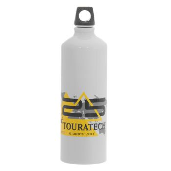 25 Years Touratech aluminium bottle