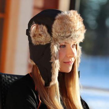 Lynx Fur Hat