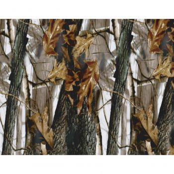 Camo Decals For Black Trunk Box Panel Kit