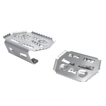 X MR Traction Plates