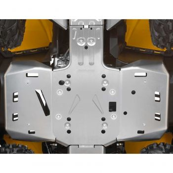 Central Chassis Skid Plate