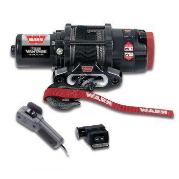 Warn† ProVantage 2500-S Winch