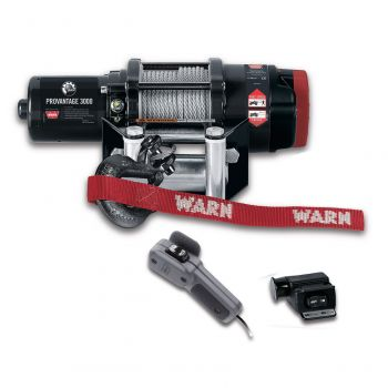 RT30 Warn Winch Kit