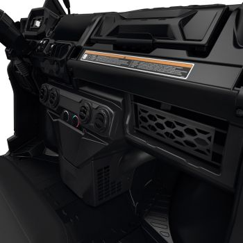DASH STORAGE COMPARTMENT NET FOR HEATING SYSTEM