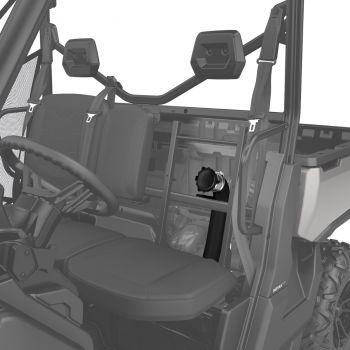 CVT Air Intake Relocation Kit