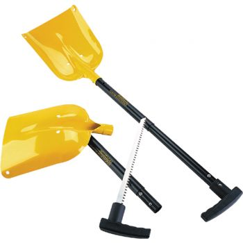 Shovel With Saw Handle