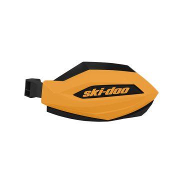 Handlebar air deflectors