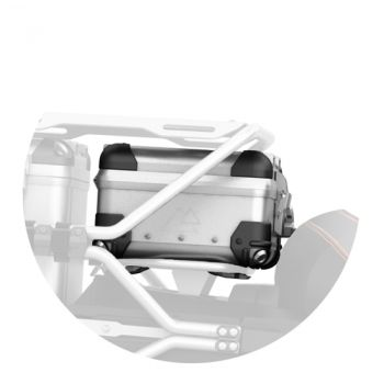Touratech ZEGA Pro2 small pannier (topcase)