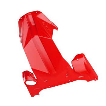 Full Body Skid Plate, red