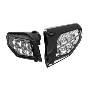 High Beam Auxiliary LED Lights