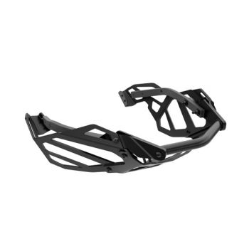 Adventure Front Bumper, black