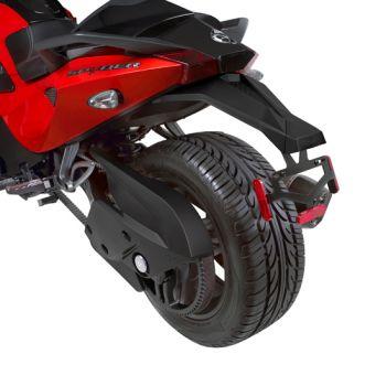 Sport rear fender