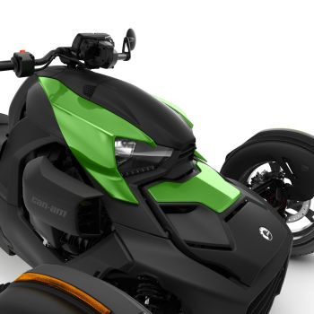 Exclusive Panel Kit - Supersonic Green - Limited Edition