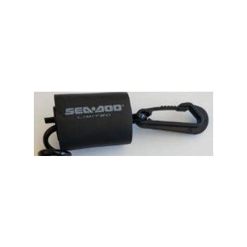 D.E.S.S.™ Floating Safety Lanyard, GTX Ltd - Black