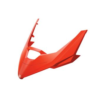 Windshield Support, Lava Red