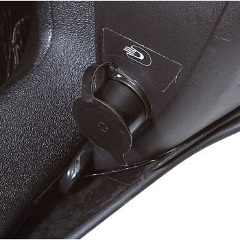 Power Outlet for Heated Visor
