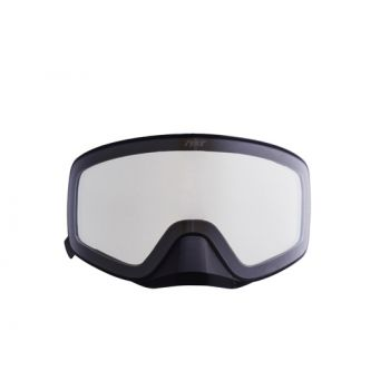LYNX RADIEN GOGGLES 2.0 SPARE LENSES, BLACK FRAME WITH NOSEGUARD