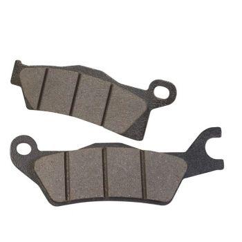 Organic Brake Pad Kit - Front & Rear Right