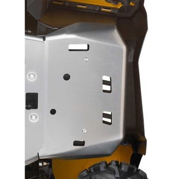 Footwell Protector Plates