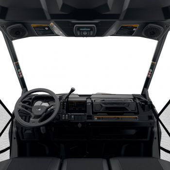 Complete Overhead Audio System