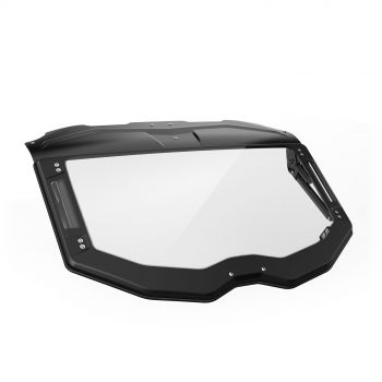 PowerFlip Windshield