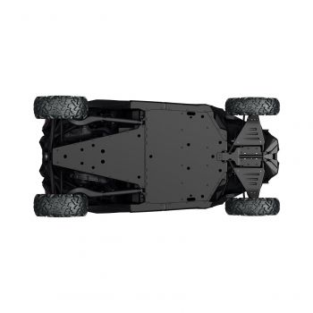 HMWPE Front Skid Plate