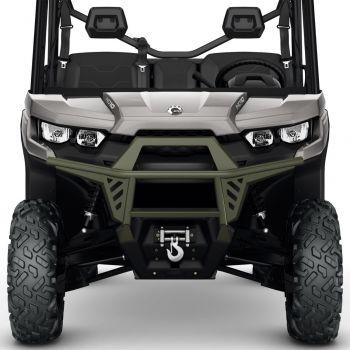 DragonFire Front Bumper