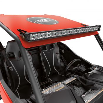 """Lonestar Racing Mounts for 39"""" (99 cm) Double stacked LED Light Bar"""