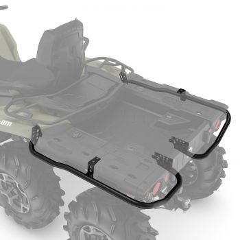 Cargo bed bumper kit