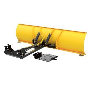 Can-Am ProMount Steel Plow Kit - 66'' (168 cm) BLADE (yellow)