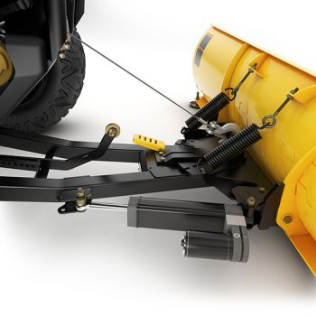Plow Angling system