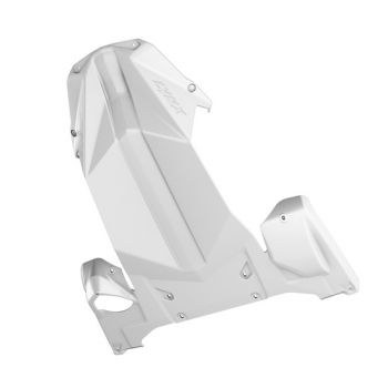 Full Body Skid Plate, white