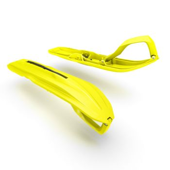 Blade XC Skis, sunburst yellow