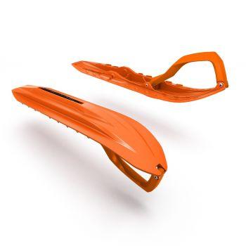 Blade DS ski, Race orange
