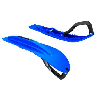 NEW Blade DS+ skis, True Blue