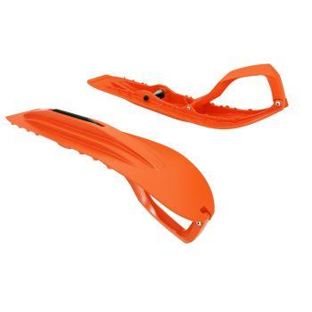 Blade DS+ skis, Race Orange