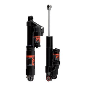 Rear Track Shocks - Lightweight Float 3 QS3 (Center) / 1.5 Zero QSR with Lock-out (rear)