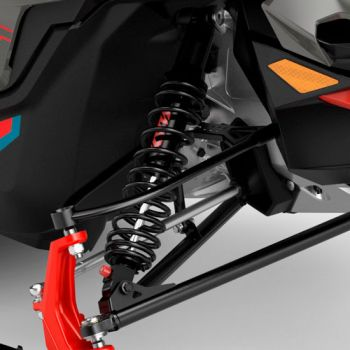 KYB 36 R Front Shock Kit